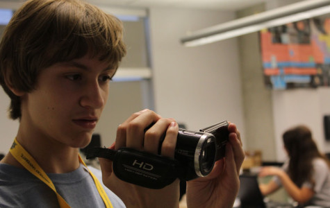 Journalism students discover the joys and trials of backpack journalism