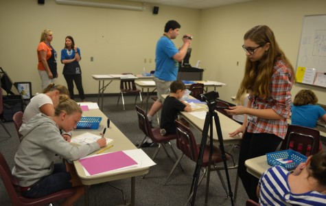 Day 3 –  A day in the field builds confidence among young journalists