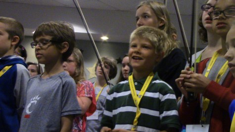 String camp helps students improve many skills