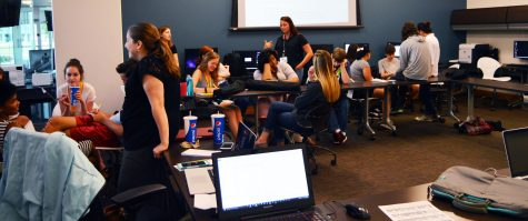 4 events, 19 stories: Student journalists tackle on-campus news