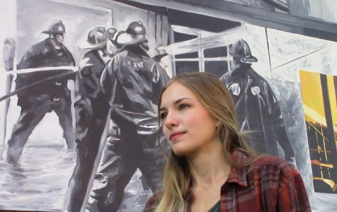 Murals at Newport History Museum tell stories of city's past