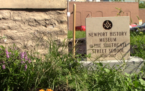 Southgate Street School transforms into the Newport History Museum