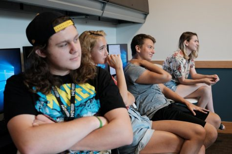 Meet the journalism camp mentors, by the numbers